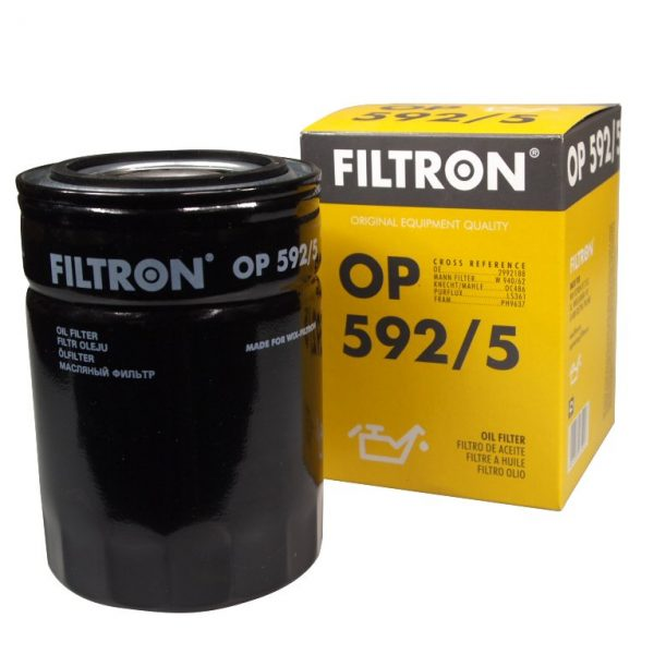 Фильтр масляный FILTRON OP5925 Iveco Daily/Grinta IV; Aebi MFH; Citro?n Jumper II; Fiat Ducato 2