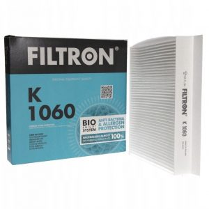 Фильтр салона FILTRON K 1060 NISSAN Almera 03/00-, N16, Tino, Primera III