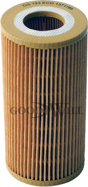 OG 123 ECO GOODWILL масляный фильтр FORD