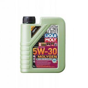 Масло моторное LIQUI MOLY Molygen New Generation DPF 5W-30 21224 синтетика 1л
