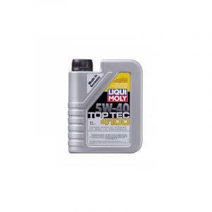 Масло моторное LIQUI MOLY TopTec 4100 5W-40 SN/CF A3/B4/C3 7500 синтетика 1л