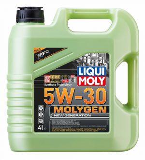 Масло моторное LIQUI MOLY Molygen New Generation 5W-30 SN/СF GF-5 9042 синтетика 4л
