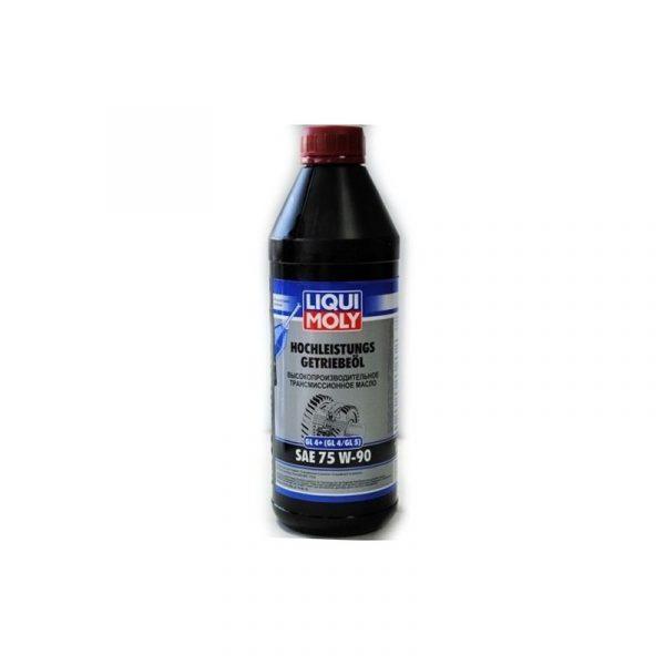 Масло трансмиссионное LIQUI MOLY 75W-90 GL-4/GL-5 3979 1л
