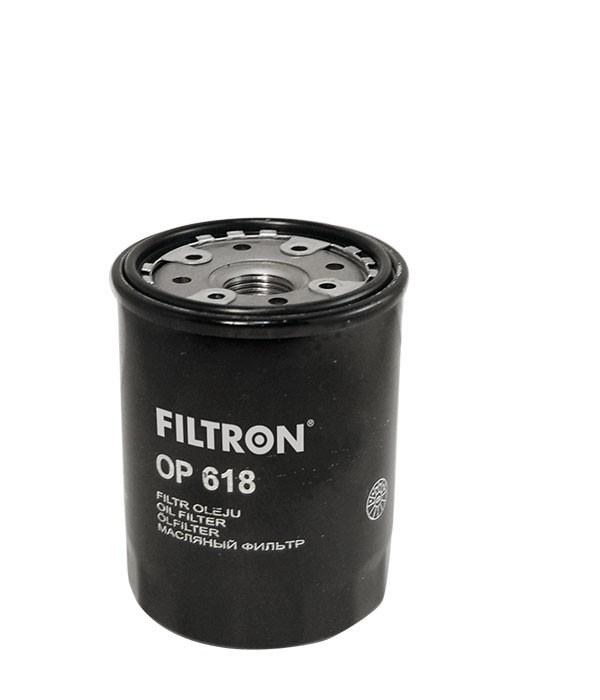 Фильтр масляный FILTRON OP618 TOYOTA LAND CRUISER 100/150 98-