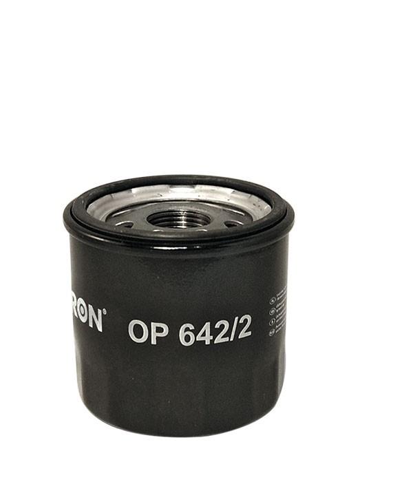 Фильтр масляный FILTRON OP6422 RENAULT LOGAN/SANDERO/DUSTER/CLIO 99- 1.2