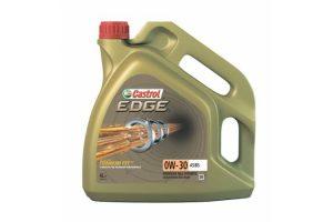 Масло моторное Castrol  EDGE LL 01  0W30  A3/B3  синтетика, 4 литра