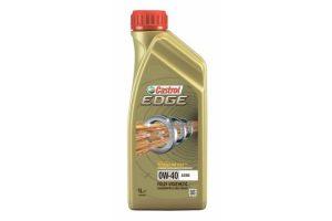 Масло моторное Castrol EDGE 0W-40 A3/B4 синтетика, 1 литр