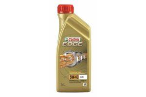Масло моторное Castrol EDGE 5W-40 A3/B4 синтетика, 1 литр