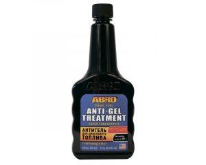 Антигель для дизельного топлива ABRO DA-650 354мл