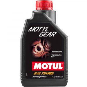 Масло трансмиссионное MOTUL Motylgear 75W-80 GL4/GL5 1л