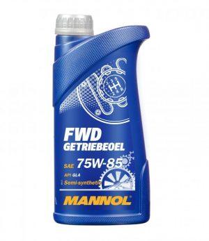 Масло трансмиссионное MANNOL FWD 75W-85 GL-4 полусинтетика 1л
