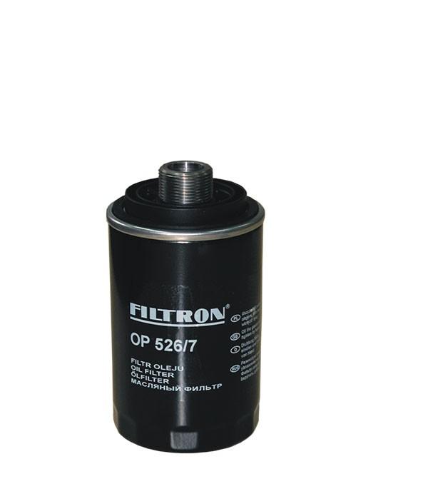 Фильтр масляный FILTRON OP5267 Audi A3 II, A4, A5, A6 III, Skoda Oktavia II, Superb II