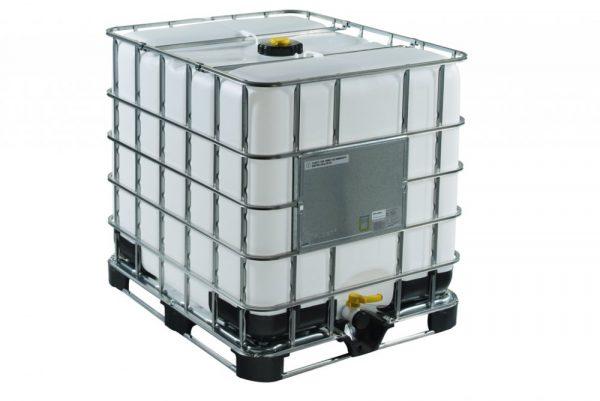 Дистиллированная вода 1000л куб