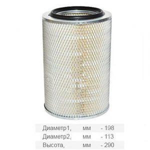 Фильтр  воздушный  Цитрон  TSN 9.1.42  FOTON