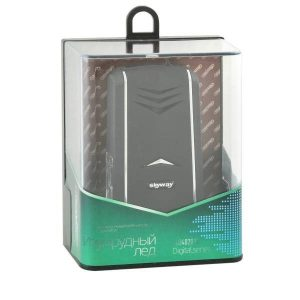 Ароматизатор SKYWAY Изумрудный лед Digital.series 8мл (на дефлектор)