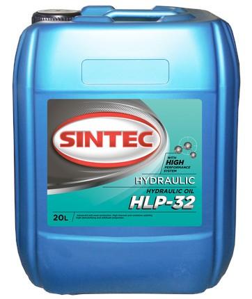 Масло гидравлическое SINTEC Hydraulic HLP-32 20л