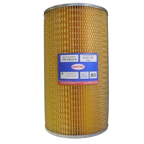 Фильтр воздушный SINTEC SNF-TR111-B аналог 7405-1109560, КАМАЗ 7405, Евро-1