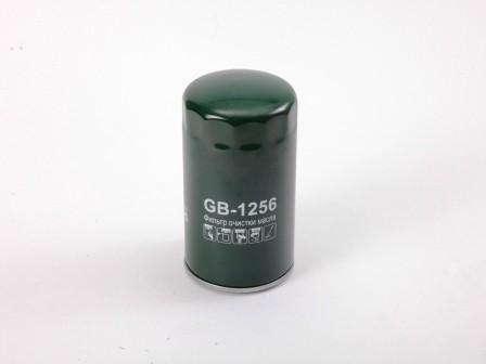 GB-1256 BIG масляный фильтр KAMAZ, НефАЗ, ПАЗ, IVECO с двигателем Cummins