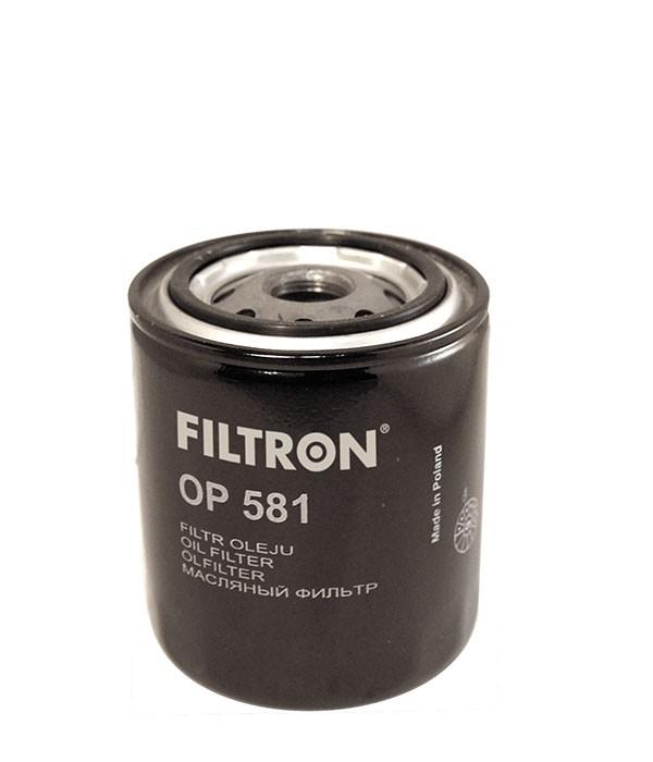 Фильтр масляный FILTRON OP581 FORD, INFINITY, NISSAN, SUBARU, TOYOTA