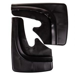 Брызговик SKYWAY универсальный черный в пакете комплект 2шт.