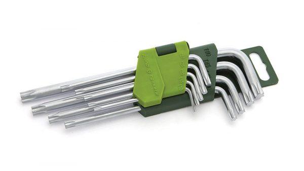 Набор ключей TORX 9 шт.