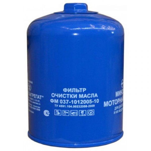 ФМ 037-1012005-10 Ливны масляный фильтр с гайкой ММЗ двигатели Д-260 Д-263 резьба 1/2″-16UNF-2