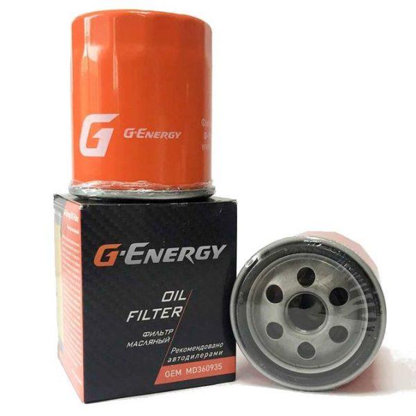 2630035503 G-Energy масляный фильтр HYUNDAI Accent 1.3-1.6 94- Elantra (аналог BIG-1156, SCT-121)