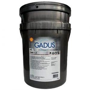 Смазка пластичная Shell  Gadus  S5 T460  18кг