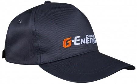 Бейсболка G-Energy с 3D вышивкой