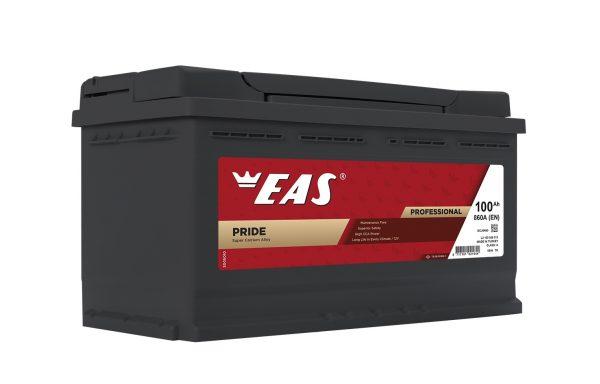 Аккумулятор автомобильный EAS PRIDE 100Ач 860А о/п