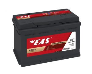 Аккумулятор автомобильный EAS PRIDE 75Ач 640А п/п