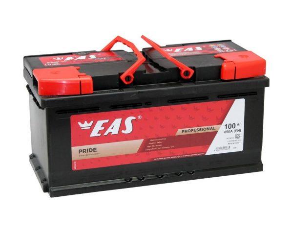 Аккумулятор автомобильный EAS PRIDE 100Ач 850А о/п
