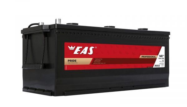 Аккумулятор автомобильный EAS PRIDE HD 140Ач 930А