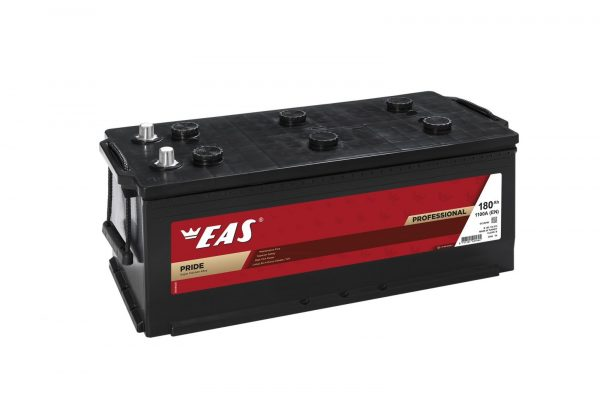 Аккумулятор автомобильный EAS PRIDE HD 180Ач 1100А
