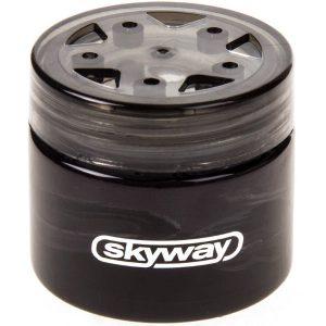 Ароматизатор SKYWAY Изумрудный лёд (на панель гелевый)