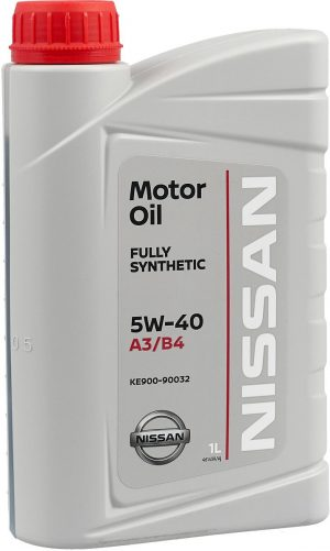 Масло моторное Nissan 5W-40 SL/CF 1л