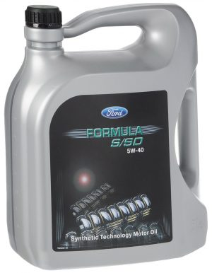 Масло моторное Ford Formula 5W-40 S/SD 5л
