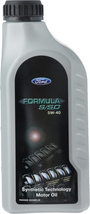Масло моторное Ford Formula 5W-40 S/SD 1л