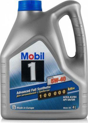 Масло моторное Mobil 1 FSX1 5W-40 4 л
