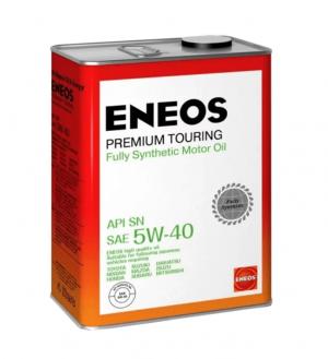 Масло моторное ENEOS Premium Touring 5W-40 SN 4л