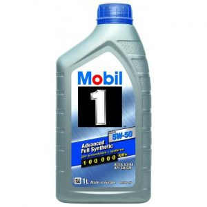 Масло моторное Mobil 1 FS X1 5W-50 1л