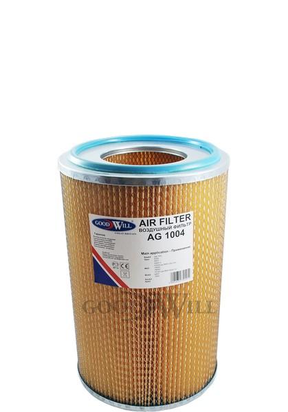 AG 1004 GOODWILL воздушный фильтр КАМАЗ двигатель 740