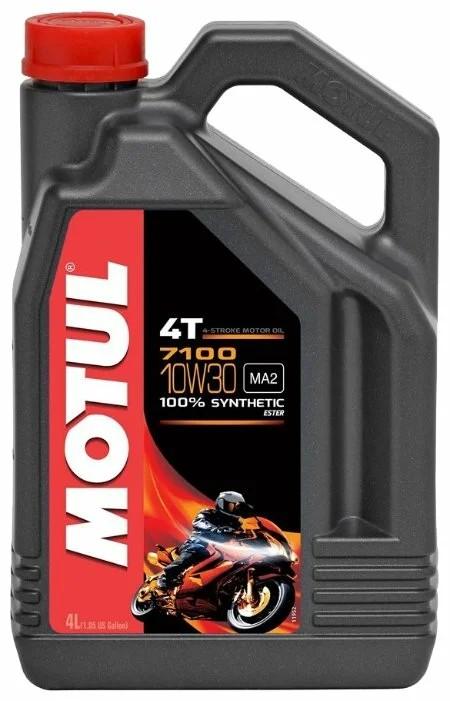 Масло моторное MOTUL 4T 7100 10W-40 4л