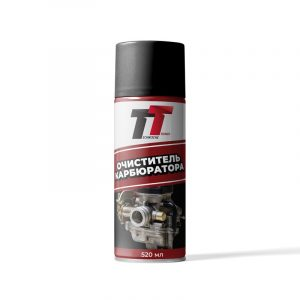 Очиститель карбюратора TT CC05/04 аэрозоль 520мл
