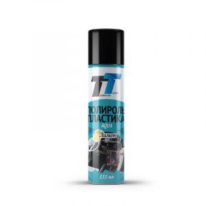 Полироль пластика AQUA Лимон TT PA03-L/05 аэрозоль 335мл