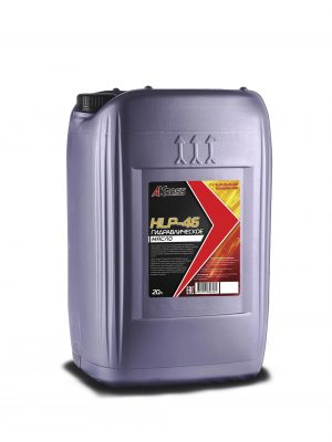 Масло гидравлическое AKross HLP-46 20л