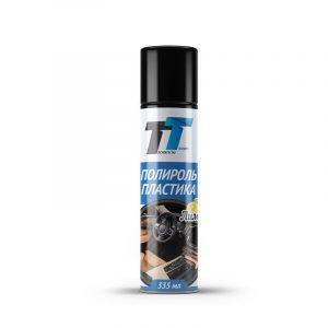 Полироль пластика Лимон TT PP03-L/011 аэрозоль 335мл