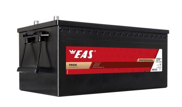 Аккумулятор автомобильный EAS PRIDE HD 225Ач 1150А
