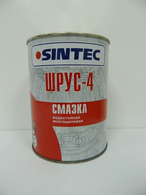 Смазка Шрус SINTEC  пласт. тара  800гр