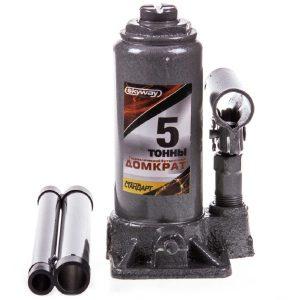 Домкрат бутылочный SKYWAY STANDART 5т h 175-345мм